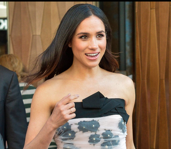 """The best thing for your body"" – Meghan Markle"